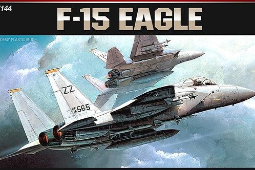 12609 Academy Самолет F-15C (1:144)