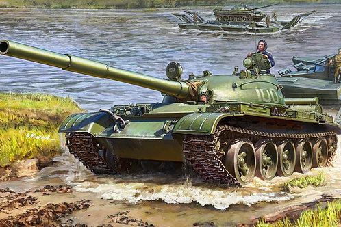 (предзаказ) Звезда 3622 1:35 Советский танк Т-62