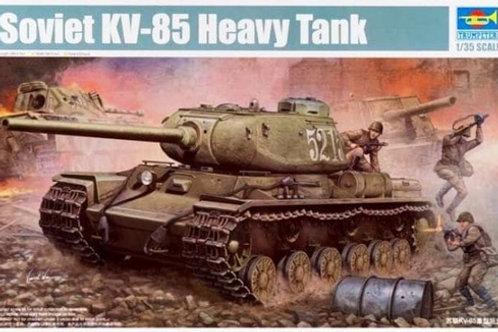 (под заказ) Советский танк КВ-85 - Trumpeter 1:35 01569