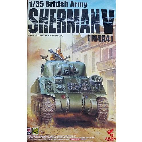 Танк Sherman V (M4A4) - Asuka 350161:35