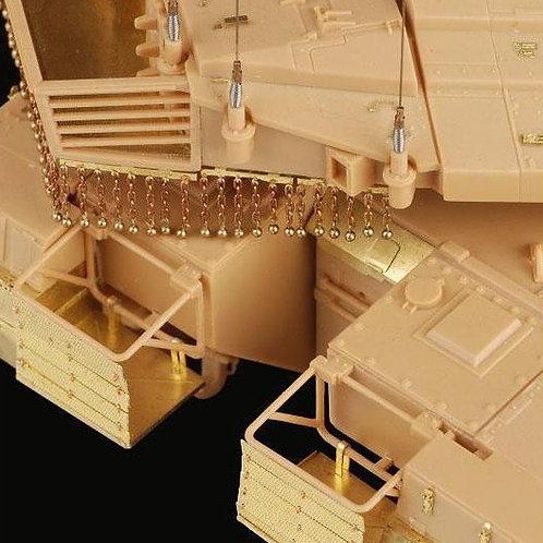Забашенные цепи Меркава (для всех) Voyager Model 1:35 PEA172