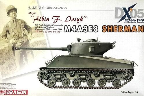 Dragon 1:35 6283 Шерман майора Ирзика, Битва за выступ, M4A3E8 Sherman
