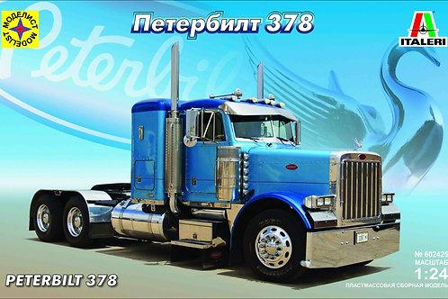 Автомобиль Петербилт 378 - Моделист 602425 1/24