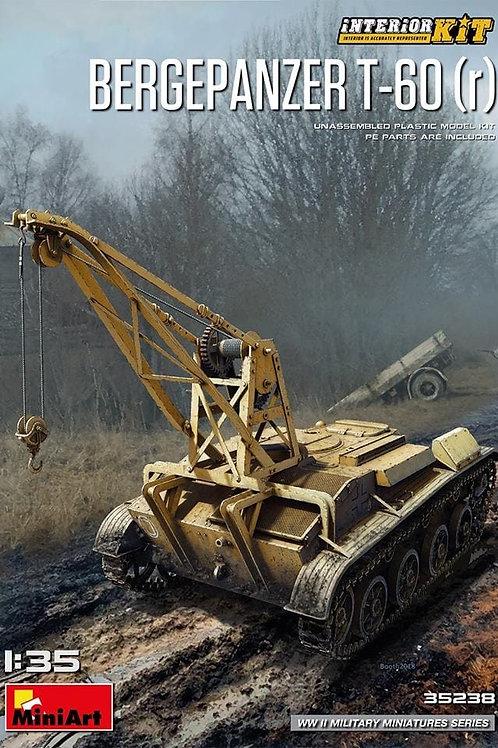 Советская БРЭМ на базе Т-60 (р) с интерьером - MiniArt 1:35 35238