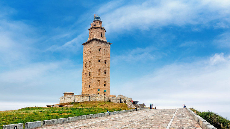 Museo Virtual | Torre de Hércules (A Coruña)