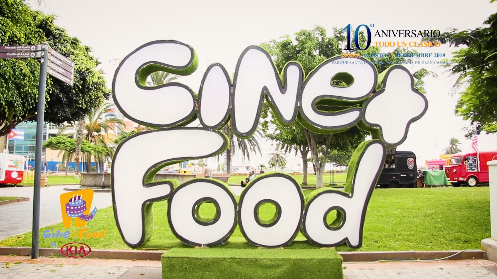 SPOT CINE+FOOD