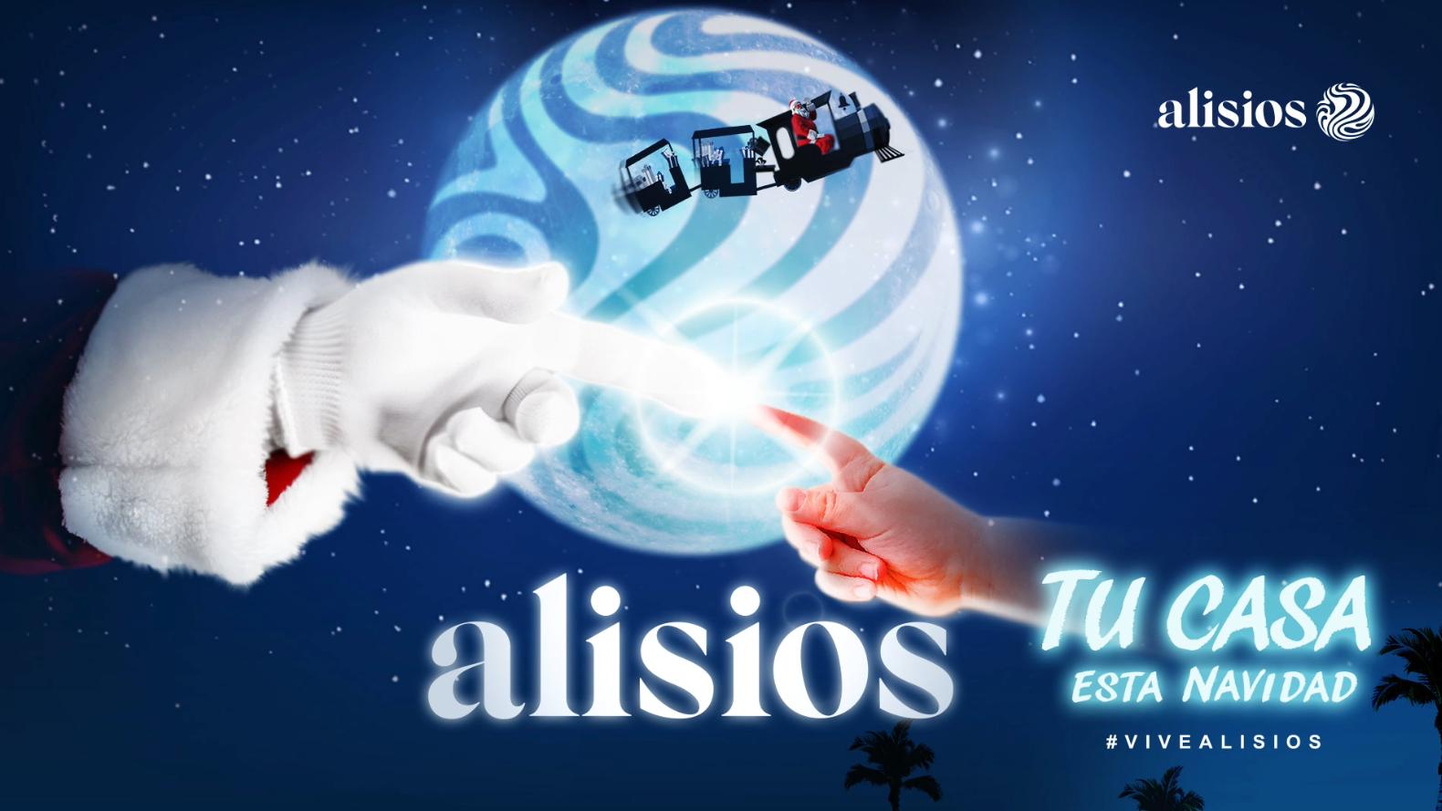 SPOT ALISIOS NAVIDAD