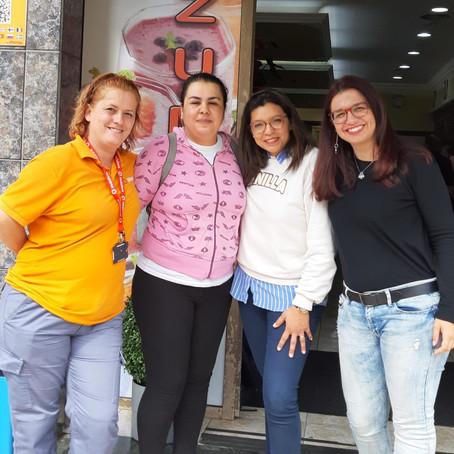 Encuentro trabajadores/as Tenerife Norte