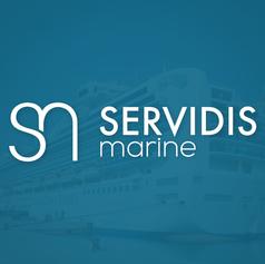 Logo Servidis Marine