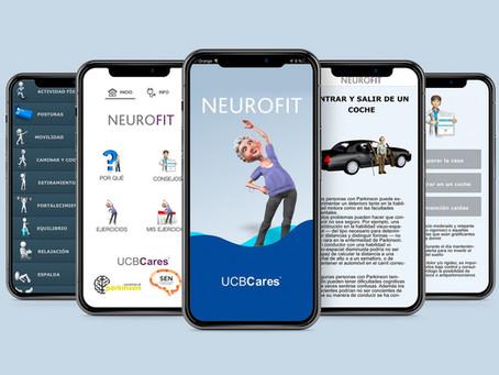 Se lanza NeuroFit 2.0, la app para personas con Parkinson