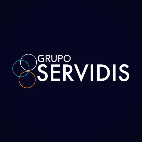 Logo Grupo Servidis
