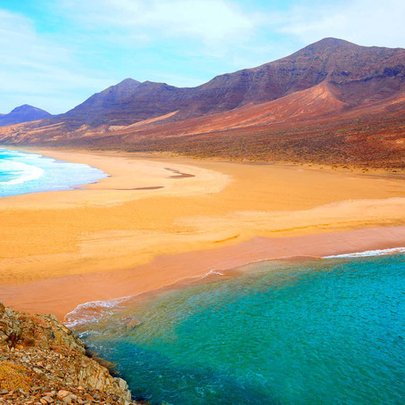 Descubre la Isla de Fuerteventura