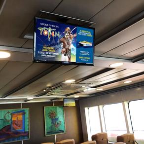 """Publicidad """"Cirque du Soleil"""""""