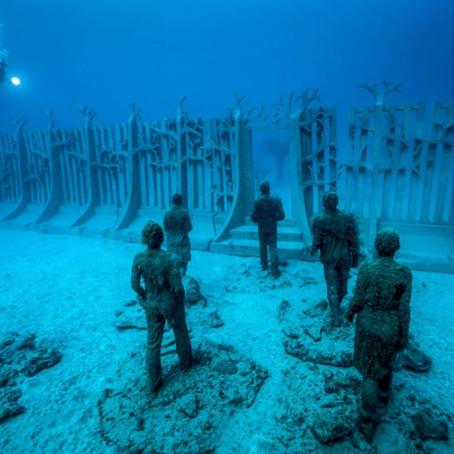 Lanzarote, otro mundo bajo el mar