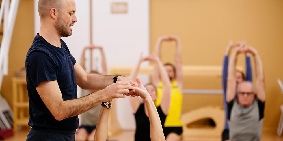 VÍDEO: Yoga paso a paso - easy going para principiantes