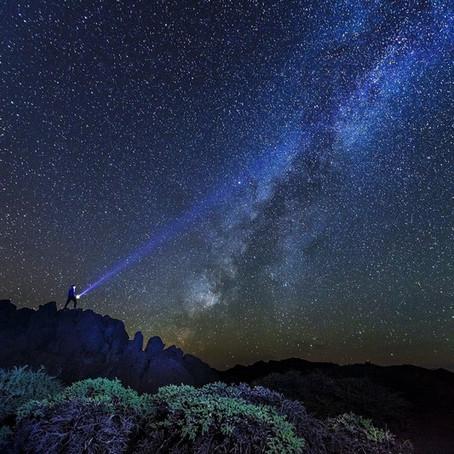 Miles de estrellas para ti solo