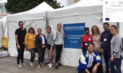 Alumnos de PIIIL visita al Expo futuro