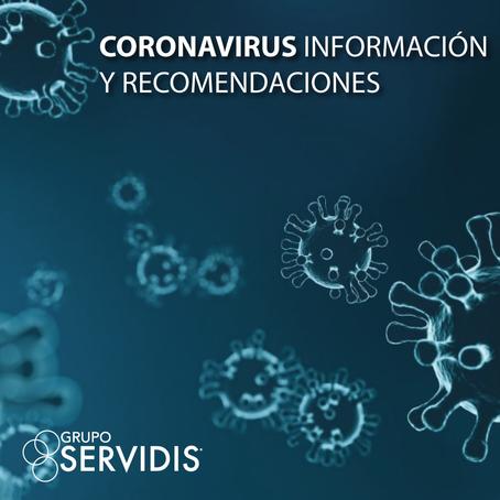 Procedimiento de actuación ante el CORONAVIRUS COV-19.