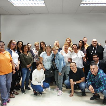 IIII Asamblea de los/as trabajadores/as