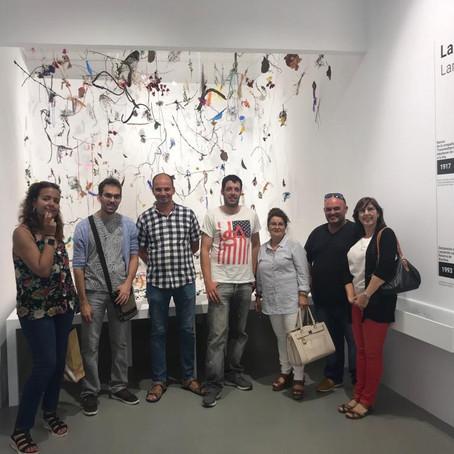 Visita casa amarilla Exposición César Manrique en Lanzarote
