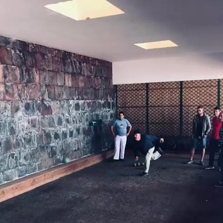 I Torneo de Bola Canaria Servidis