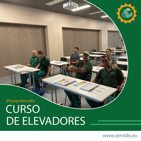 Curso Elevadores Lanzarote