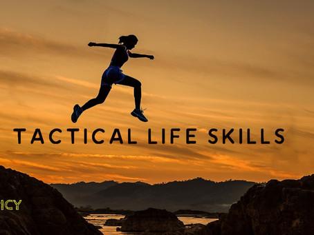Heard of Tactical Life Skills ?