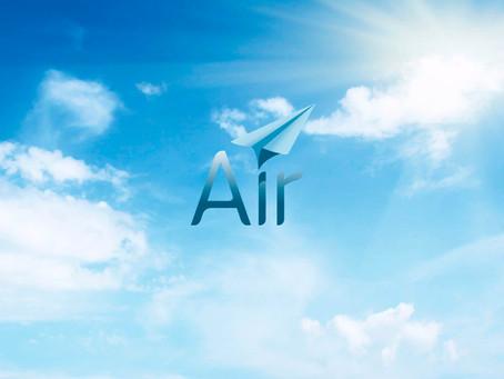 Логотип медиаагентства Air