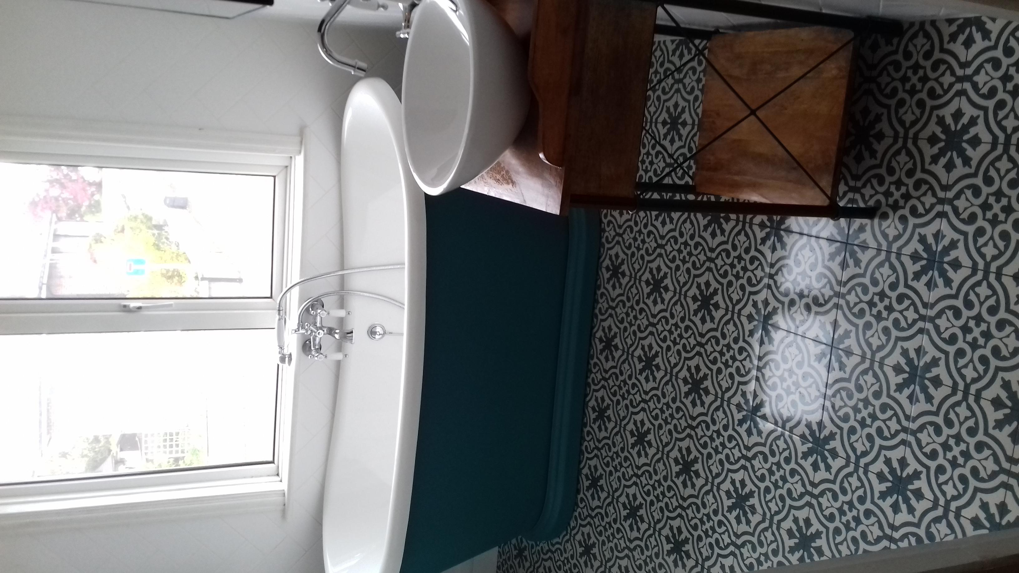 VICTORIAN STYLE BATHROOM REFIT