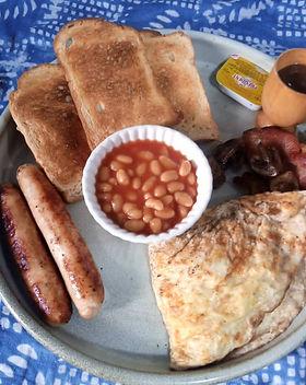 JBR Breakfast