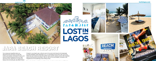 Lost in Lagos May 2020