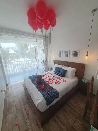 JBR Romantic Room Setup