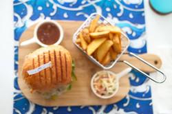 JBR Burger