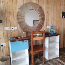 Cabin (7-9) Vanity