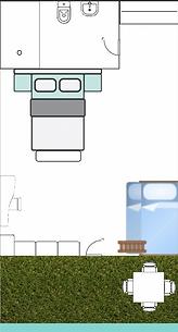 JBR Cabin Floor Plan