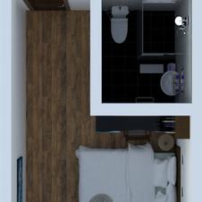 Room 6 (Family) Aerial Plan