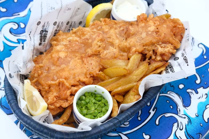 JBR Fish and Chips