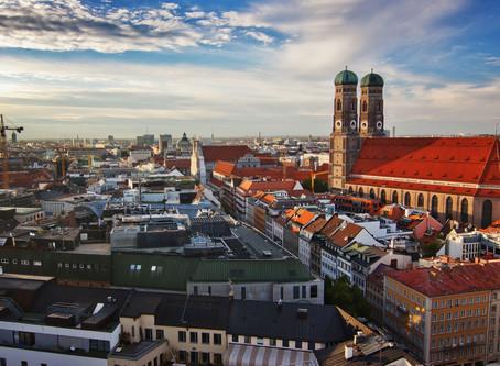La capitale de la Bavière, Munich
