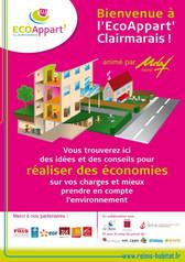 1€ PAR JOUR, 300€ PAR AN !  ECO APPART Clairmarais, Reims !
