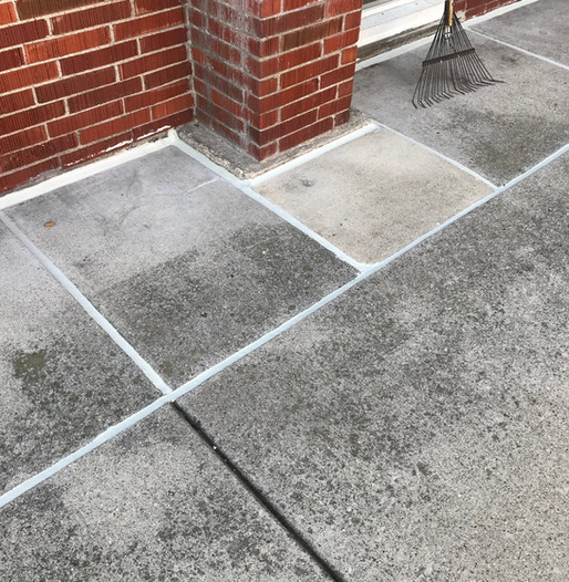 Sealing of Perimeter Structures