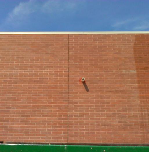 New Construction Masonry Brick Cleaning