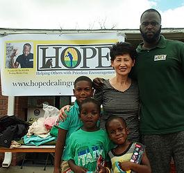 1st. Annual Hope & A Healthy Smile Healt