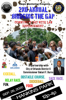 2nd Annual Bridging The Gap with Law Enforcement