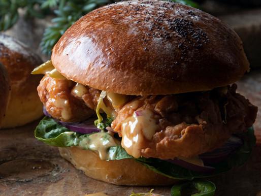 Crispiest Chicken Sandwich