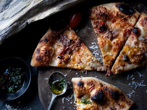 Sourdough Discard Pizza Dough
