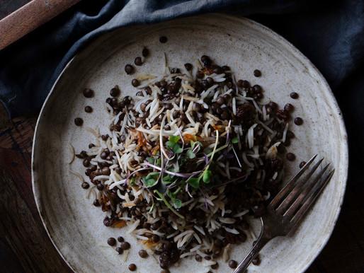 Adas Polo-Lentil/Rice