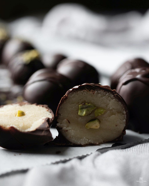 Chocolate Marzipan