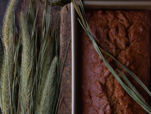 Roasted Acorn Squash Bread