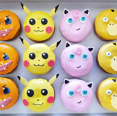 Gotta catch (and eat) 'em all! _#Pokemon