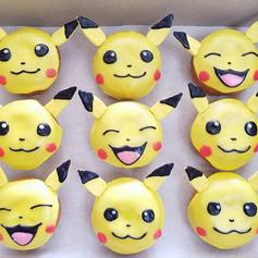 Cute but dangerous!⚡⚡_#pikachu